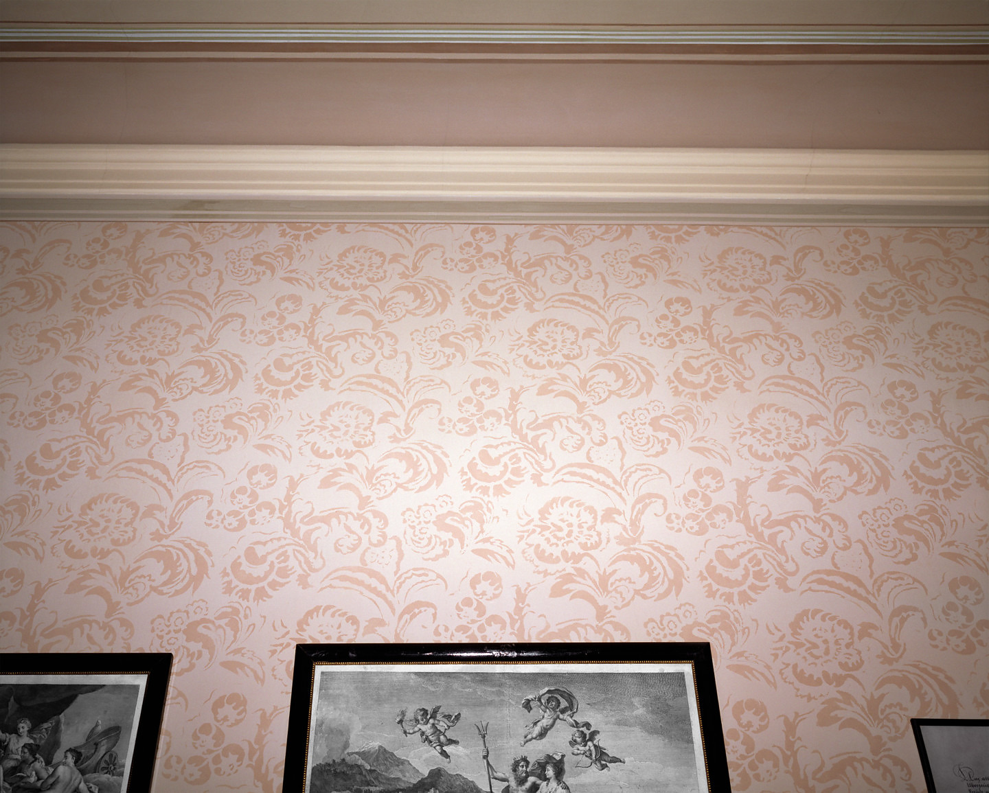 Above Sigmund Freud's couch 40×50″ archival pigment print 2008