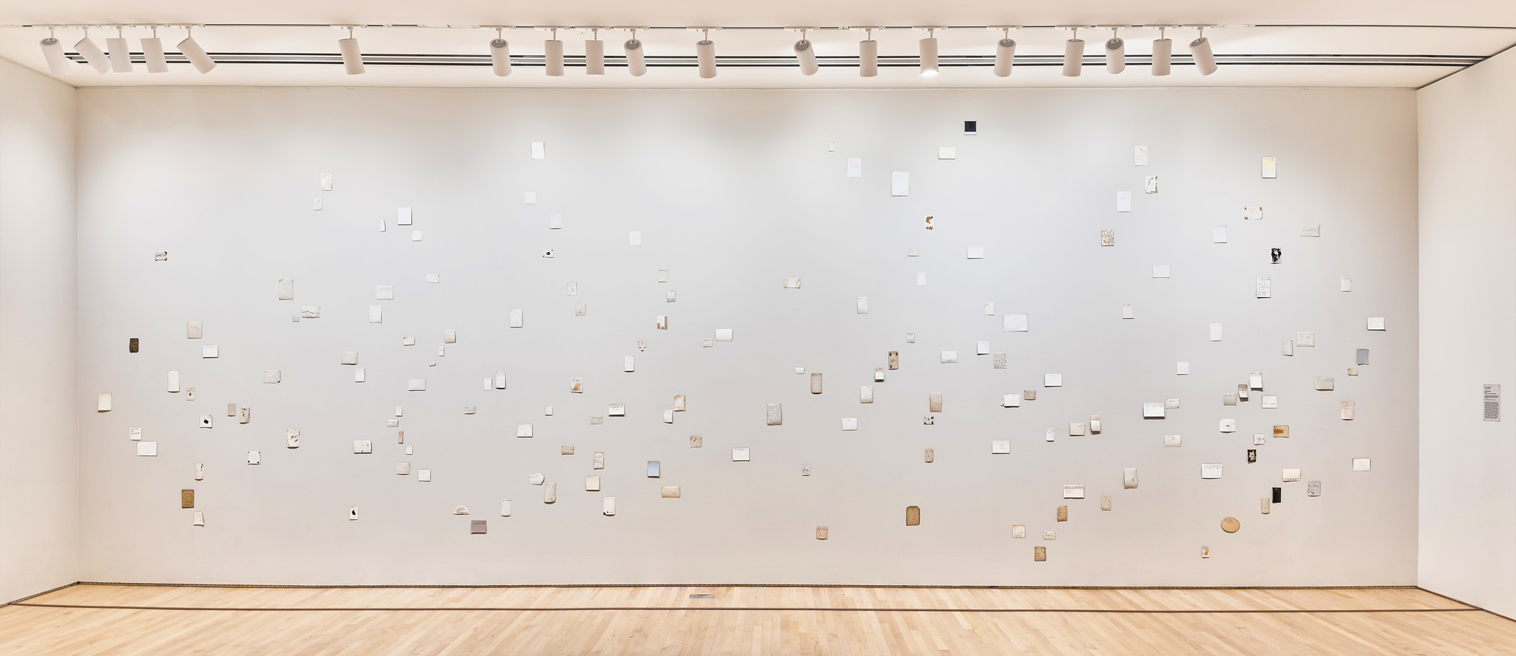 Recordings #3 (At Sea) (2014–16) Commissioned by SF MOMA 32×12′ SF MOMA Video (3:16)